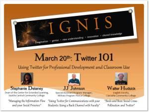 IGNIS Promo - Tweeting 101