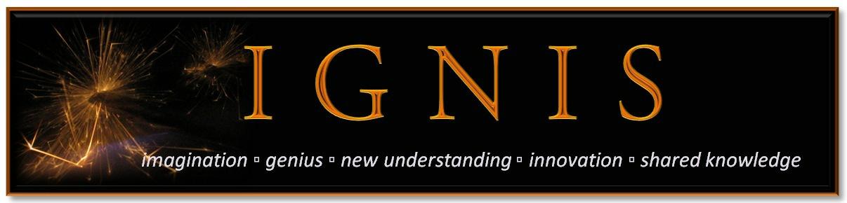 IGNIS webinar series logo