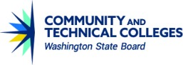 compass logo for Washington State Board for Community and Technical Colleges